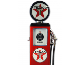 Pompe à essence américaine - TEXACO