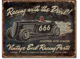 Plaque Publicitaire- Racing with the Devil