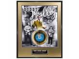 "Disque d'Or BUDDY HOLLY ""NOT FADE AWAY 50th ANNIV.GOLD"""