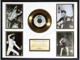 "Disque d'Or ELVIS PRESLEY ""Follow That Dream"""