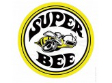 "Plaque murale ""Dome"" Super Bee"