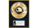 "Disque d'Or ELVIS PRESLEY ""ELVIS LIVES"""