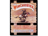 Plaque Publicitaire - Winchester Express Ride